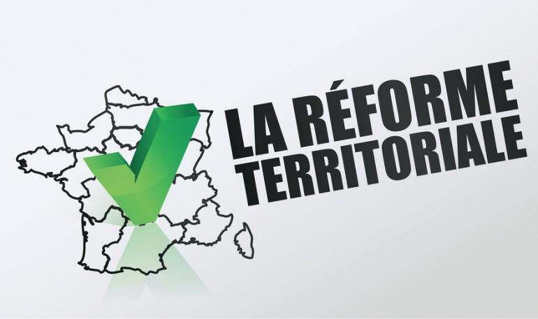 réforme territoriale - 14 régions